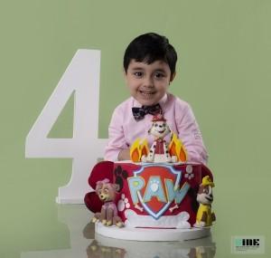 دکور تولد آتلیه کودک